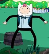 Finn in Apple Wedding