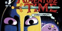 Adventure Time: Candy Capers Issue 3