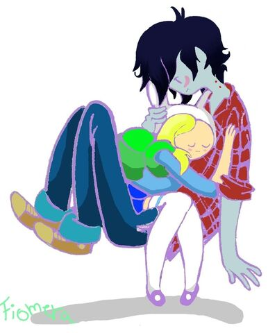 File:Fionna and marshall lee c by angelynor-d3kwkyf.jpg