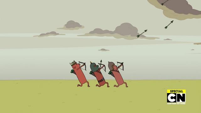 File:S07E13 Hotdog knights.png