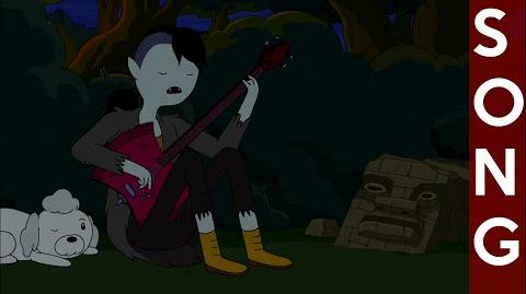 Adventure Time Stakes! Part 2 - According To Our New Arrival -Song-
