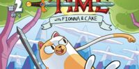 Adventure Time with Fionna and Cake Issue 2