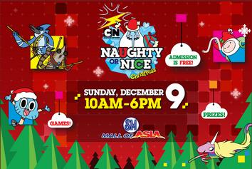 CN Naugthy or Nice Christmas