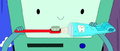 S4e2 BMO with toothpaste and brush.png
