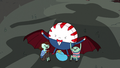 S6e15 Peppermint Butler with Peace Master's kids.png