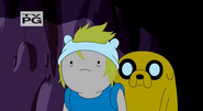 S5e13 Finn and Jake