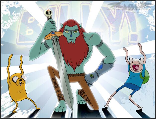 File:Adventure time billy by moonywings-d50oeya.jpg