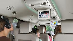 Dodge caravan entertainment