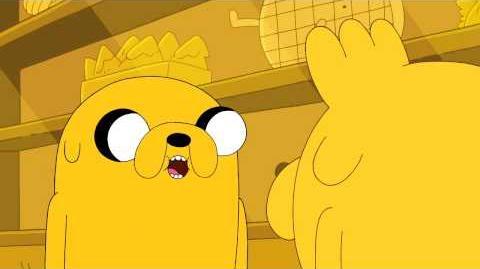 Adventure Time - Everything's Jake (Sneak Peek)