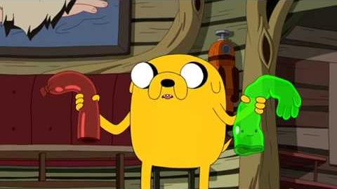 Adventure Time - The Tower (Sneak Peek)