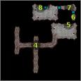 Ravenstower Barony, Abandoned Mine 2 pins