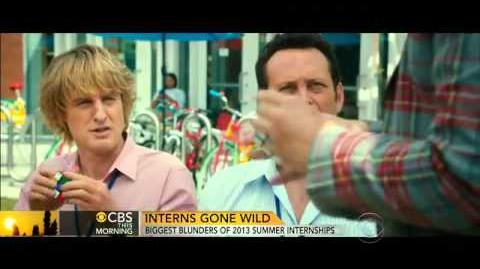 Intern bloopers and blunders of Summer 2013 CBS News Video