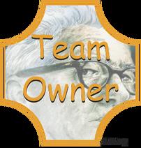 Team Owner badge