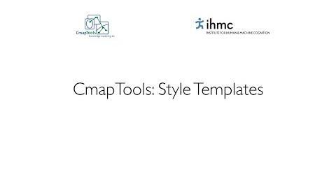 CmapTools Style Templates