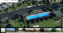 Jesus Green swim Pool 100Yards