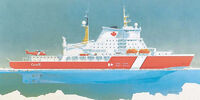 Polar 8 Icebreaker
