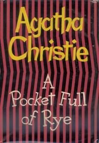 File:A Pocket Full of Rye First Edition Cover 1953.jpg