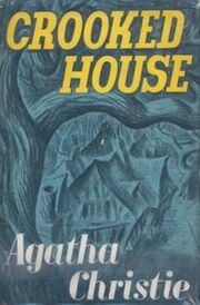 Crooked House First Edition Cover 1949