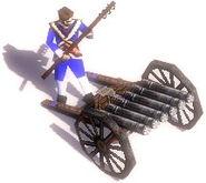 Organ Gun