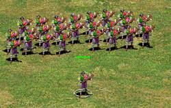 Genoese crossbowman