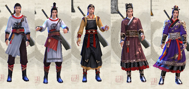 Skill Category - Age of Wushu Wiki Guide - IGN