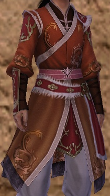 Shu Brocade Clothes