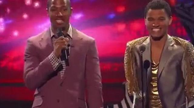 Daniel Joseph Baker, Top 48 (Q2) ~ America's Got Talent 2011 LIVE-1