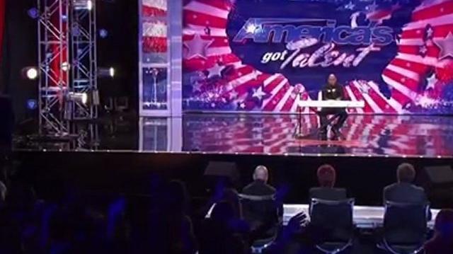 Ryan Andreas ~ America's Got Talent 2011, LA Auditions-0