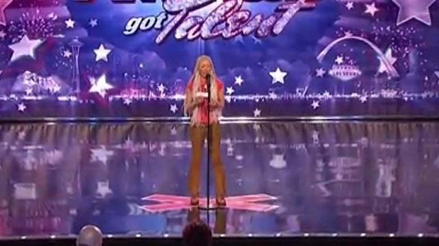 Lys Agnes, 27 ~ America's Got Talent 2011, Minneapolis Auditions-0