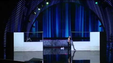 Dave Shirley - America's Got Talent 2013 Season 8 - Radio City Music Hall