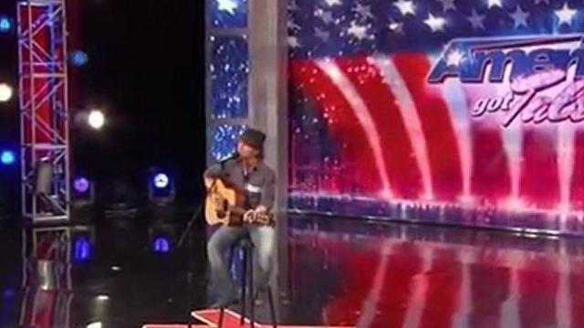 Michael Grimm, 30 ~ America's Got Talent 2010, auditions LA-0