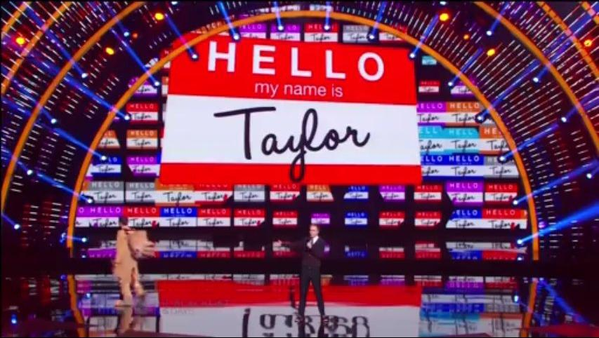 Taylor Williamson, 1st Performance on The Finals ~ Agt 2013