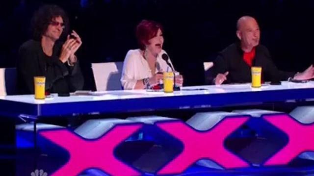 Ulysses, Top 48 Q4 ~ America's Got Talent 2012