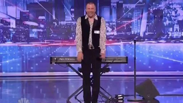 Tim Hockenberry, 49 ~ America's Got Talent 2012, San Francisco Auditions