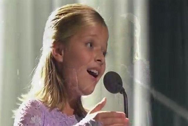 Jackie Evancho ~ America's Got Talent TOP 10