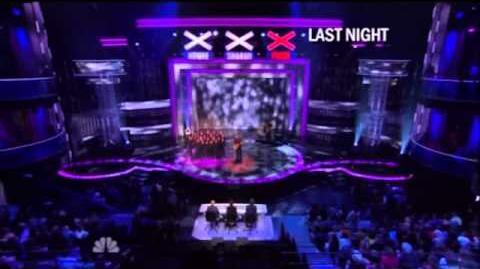 Q1 Results ~ America's Got Talent 2011 LIVE (p2)-0