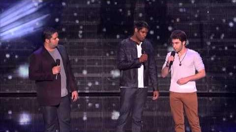 Forte - America's Got Talent 2013 Season 8 - Vegas Week