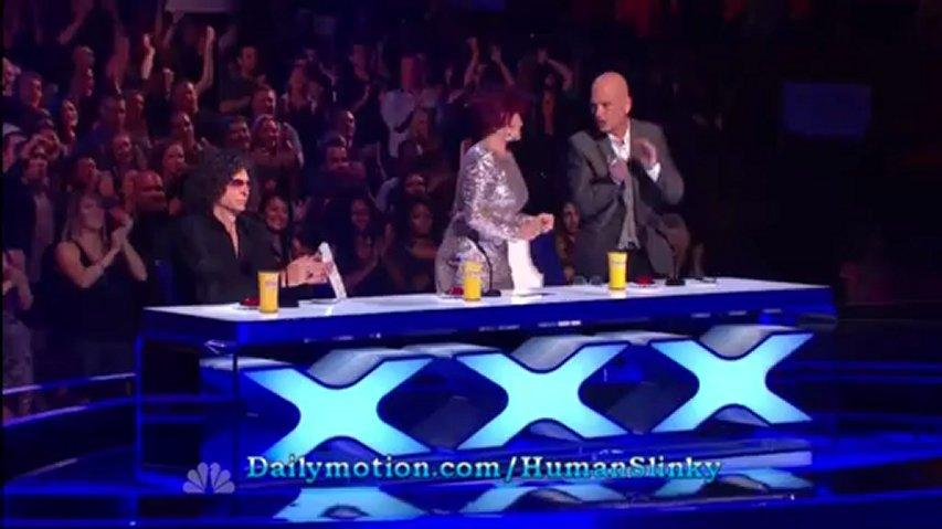 Edon, 1st Semifinal ~ America's Got Talent 2012