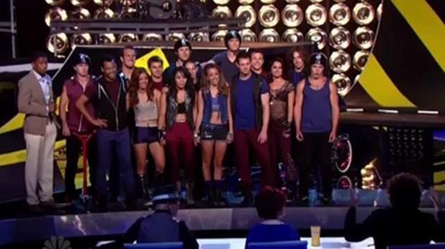 All Wheel Sports, Top 48 Q3 ~ America's Got Talent 2012