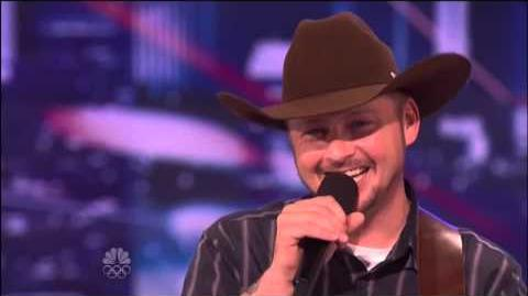 Tim Poe, 35, Austin Auditions ~ America's Got Talent 2012