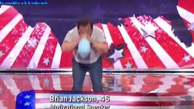 Brian Jackson, 4 ~ America's Got Talent 2011, Seattle Auditions