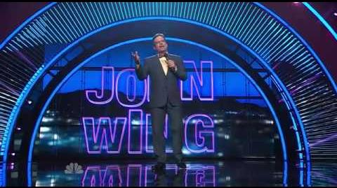 John Wing - America's Got Talent 2013 Season 8 - Radio City Music Hall FULL