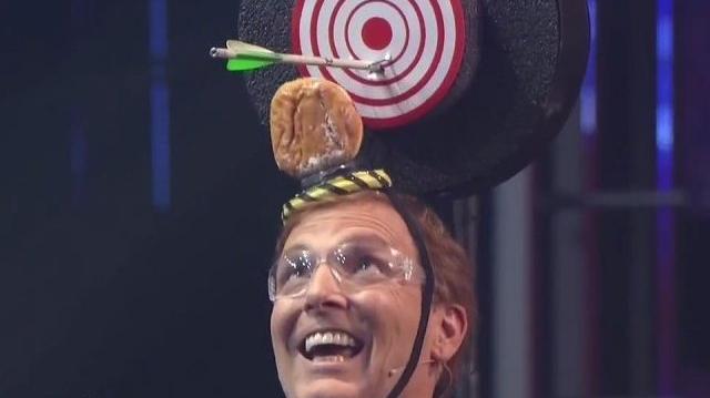 Frank Miles, Top 48 (Q4) ~ America's Got Talent 2011 LIVE-0