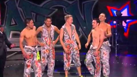 Aeon - American's Got Talent - 2011 - YouTube special