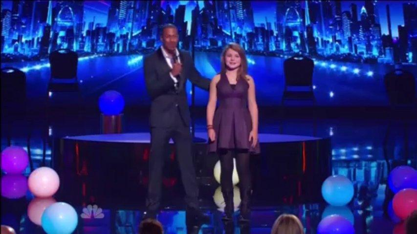 Anna Christine, 2nd Semi-Final ~ Agt 2013 Live