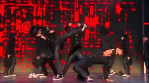 West Springfield Dance Team - American's Got Talent - 2011 - YouTube special