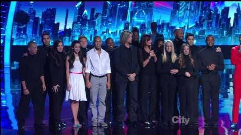 The Results part 3 America's Got Talent 2013