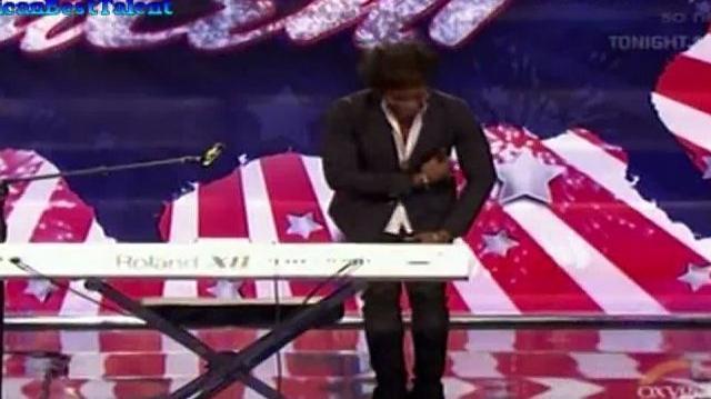 Dezmond Meeks, 28 ~ America's Got Talent 2011, Auditions End