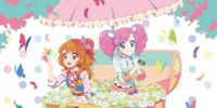 "TV Anime ""Aikatsu!"" 3rd Season Insert Song Mini Album 2 - Colorful Smile"