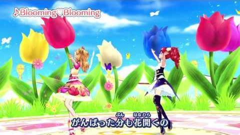 アイカツ!ミュージックビデオ『Blooming♡Blooming』をお届け♪